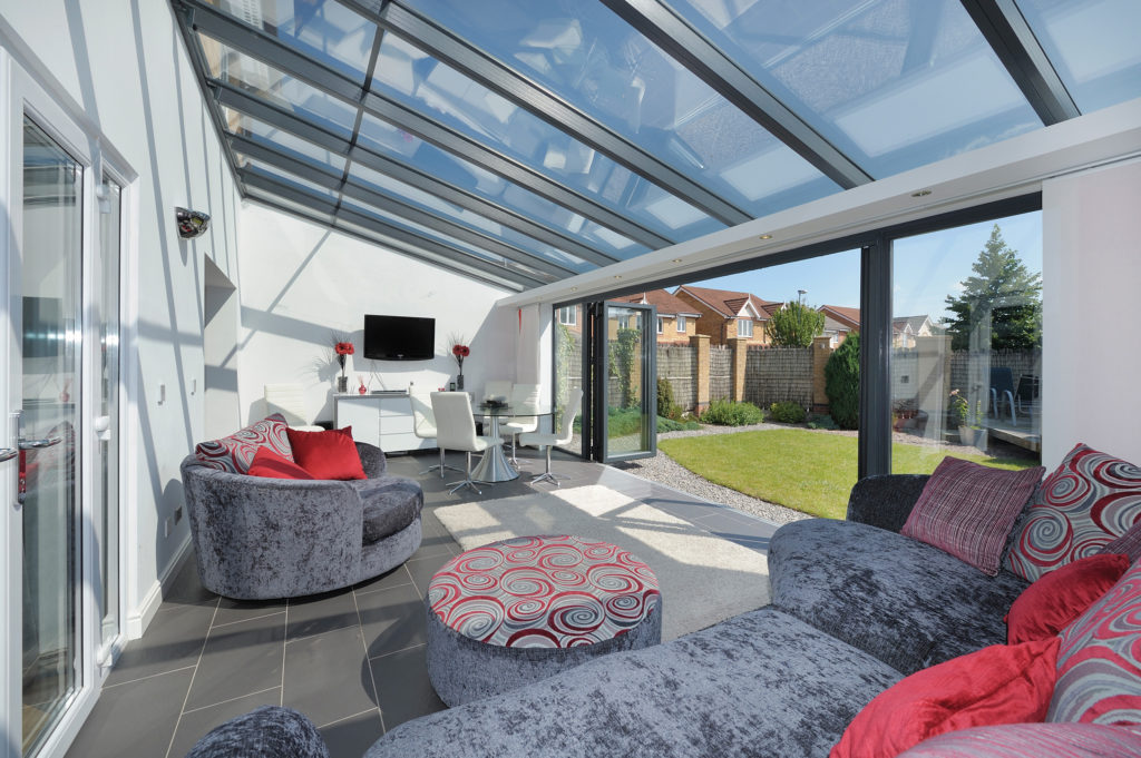 difference between conservatory and orangery prices