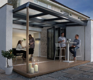 Glass Roof Extension Leeds