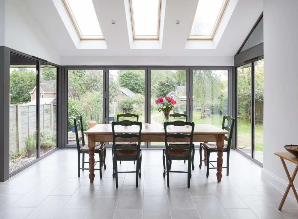 house extension thermally efficient prices