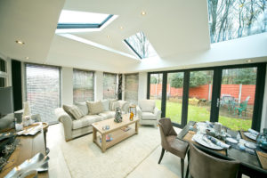 Modern Extension prices