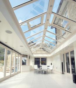 Glass Roof Orangeries Leeds