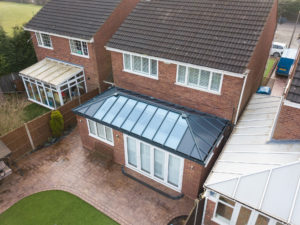 Glass Roof Extensions Leeds