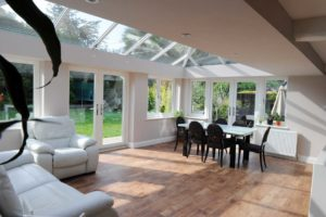 Glass Roof Extensions West Yorkshire