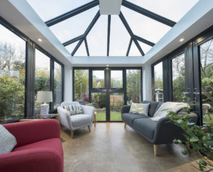 Glass Room House Extensions Leeds