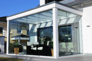 Glass Room Extension Costs Leeds